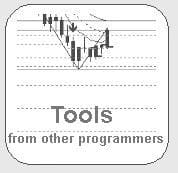 Tools from other programmers,  ... very useful tools, that I use every day
